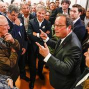Le vrai faux retour de Hollande exaspère à gauche