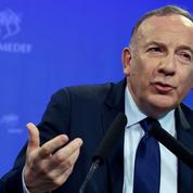 Moscou déroule le tapis rouge pour les patrons français