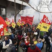 Les grèves à répétition commencent à peser sur le moral des patrons et la cote de... Macron