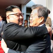 Les dirigeants nord et sud-coréen se rencontrent, Trump se montre confus