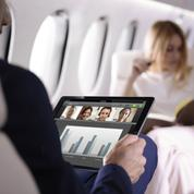 Le jet d'affaires, un vrai «bureau volant»
