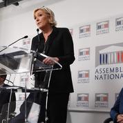 Crise italienne:FN et LFI dénoncent un «déni de démocratie»