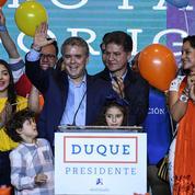 Présidentielle en Colombie : le candidat opposé aux accords de paix largement en tête