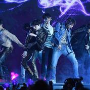 La K-pop de BTS enflamme les charts aux États-Unis