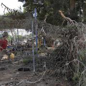 Israël mène des raids aériens répétés sur Gaza