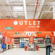 Carrefour lance son plan pour redresser ses hypermarchés français