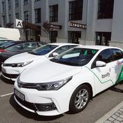 Taxify, le nouveau pari de Daimler dans les applications VTC