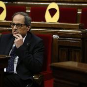 Catalogne : le président forme un nouveau gouvernement sans prisonniers ni exilés