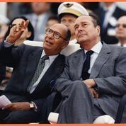 Des relations continues et parfois amicales entre Serge Dassault et cinq présidents
