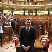 Espagne : le socialiste Sanchez à la tête du gouvernement après la chute de Rajoy