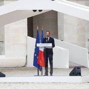 Le discours d'Édouard Philippe qui rend hommage à Serge Dassault