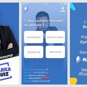 Cyril Hanouna aux commandes d'un jeu télé pour mobile