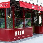 Bleu Grill, grillades en terrasse à Montparnasse