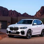 BMW X5, la technologie à tout prix