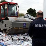 La contrefaçon coûte 60milliards à l'Europe