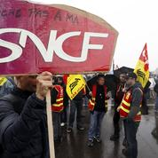 Grève à la SNCF : la mobilisation est en berne, mais les conducteurs s'acharnent