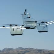 La «voiture volante» du cofondateur de Google est disponible en précommande