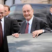 Une «avenue Jacques et Bernadette Chirac» inaugurée en Corrèze