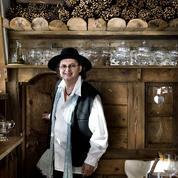 Marc Veyrat, la cuisine sortie du chapeau