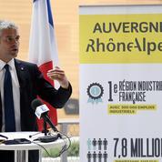 Auvergne-Rhône-Alpes: priorité à la baisse de la dépense publique
