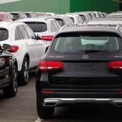 Dieselgate: Berlin ordonne le rappel de 774.000 Mercedes en Europe