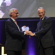 Jean-Michel Guillon, chez Michelin, consacré «DRH de l'année 2018»