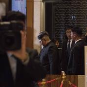 Les images rares de Kim Jong-un se baladant dans les rues de Singapour
