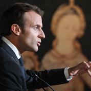Ce que révèlent les mots de Macron dans ses discours