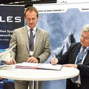 Rafale International et Thales s'allient en Belgique