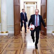 Vladimir Poutine sur le terrain politique au mondial de football