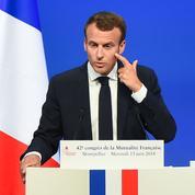 Macron tient sa promesse sur le remboursement à 100% en santé