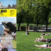Pique-niques chics à Paris : ombrelles et canotiers…