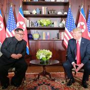 Trump à Pyongyang, Kim à Washington: deux visites inédites envisagées après Singapour