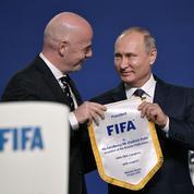 Russie: Poutine relève l'âge de la retraite juste avant le début du Mondial de foot