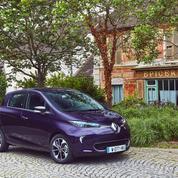 Voitures électriques : Renault investit un milliard d'euros en France