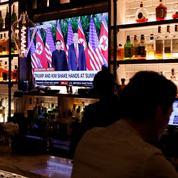 Trump face à Kim Jong-un : «guerre», marchandage et show