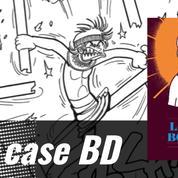 La case BD: La vie de Bouddha ou l'éveil du manga