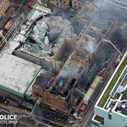 Glasgow : une des meilleures écoles d'art du monde en danger après un nouvel incendie