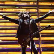 Lenny Kravitz déclare sa flamme à Paris