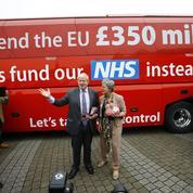 Quand le Brexit est censé financer une hausse du budget de la santé anglais