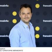 Marc Fauvelle remplace Bruce Toussaint à la matinale de France Info