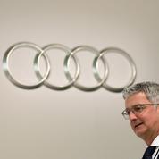 Le «dieselgate» fait tomber le patron d'Audi