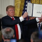 Donald Trump ordonne la création d'une force armée pour «dominer l'espace»