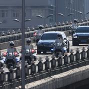 Kim Jong-un effectue sa troisième visite en Chine