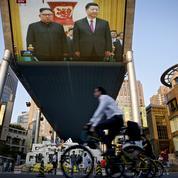 Kim Jong-un cherche l'appui du grand frère chinois