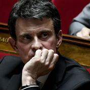 La colère de Manuel Valls contre les députés macronistes