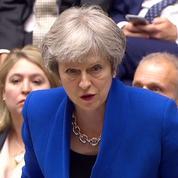 Brexit : Theresa May remporte un vote crucial au Parlement