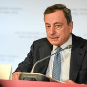 Europe : Mario Draghi applaudit l'initiative franco-allemande