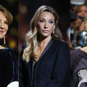 Nathalie Baye, Laura Smet et Julie Gayet au Festival du film français au Japon