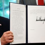 Cinq points pour comprendre le décret Trump mettant fin aux séparations des familles